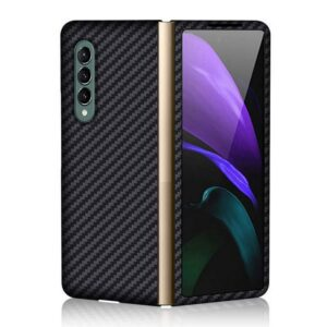 Samsung Galaxy Z Fold3 Luxury Carbon Fiber Case