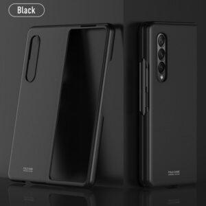 Samsung Galaxy Z Fold3 Soft Feeling Case - Black