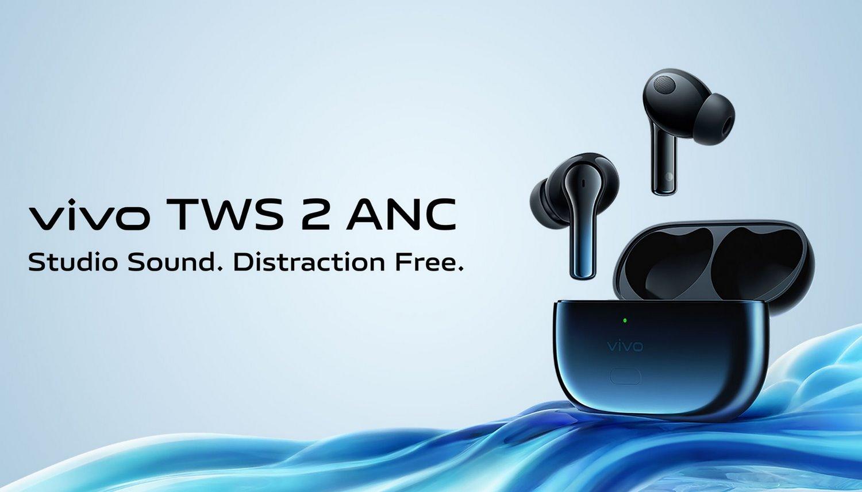 VIVO TWS 2 ANC EARPHONES - MAIN BANNER